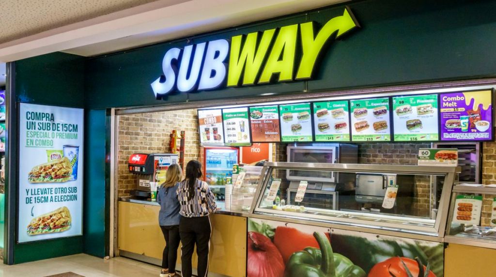 subway mission and vision statement